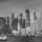Москва-сити. Фото Е-Власов