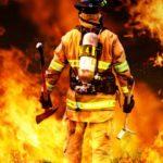 Подвиг пожарного