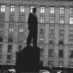 Памятник Маяковскому. foto_shah