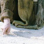 Знаки на песке