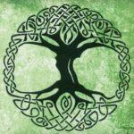 Кельтское древо жизни