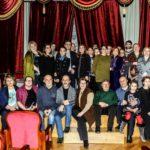 Встречи в Театре поэзии