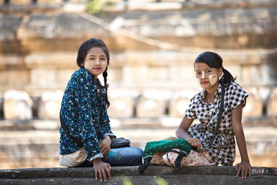 Бирма. Фото Егор Власов.