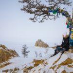 Шаман-Гора. Байкал. Фото Егор Власов