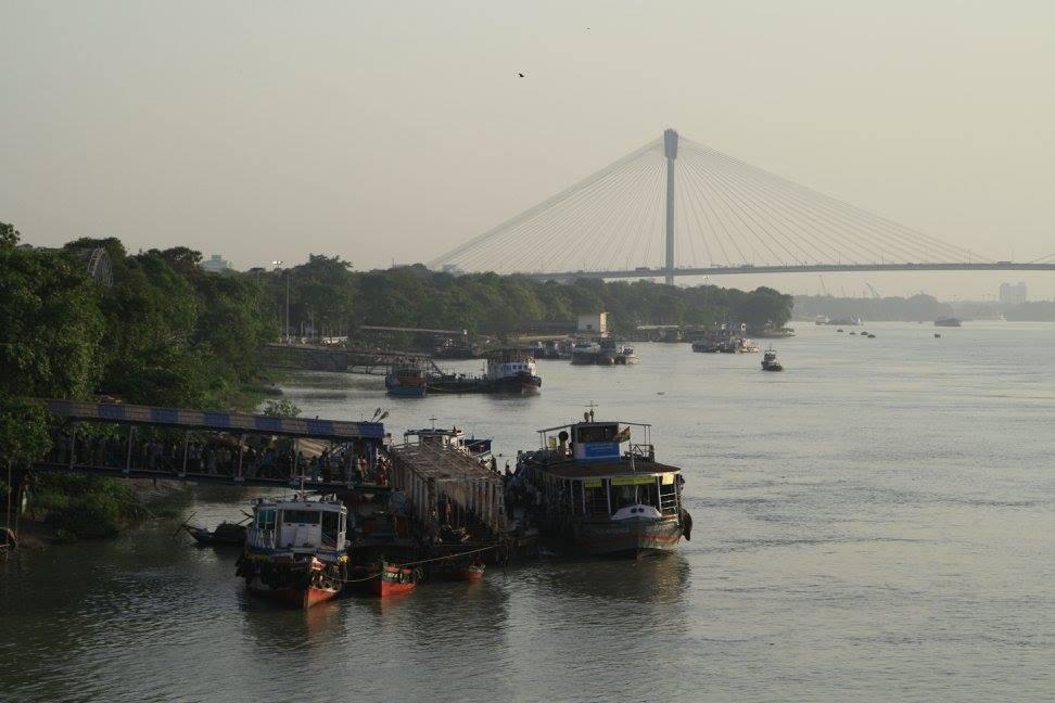 Хугли приток Ганга