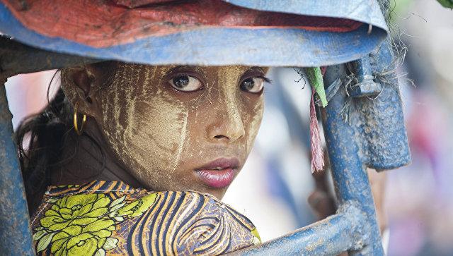 рохинджа-беженцы
