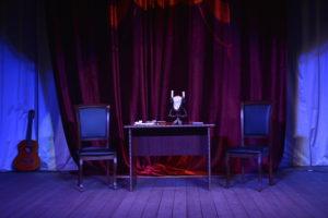 Theatre-poetry