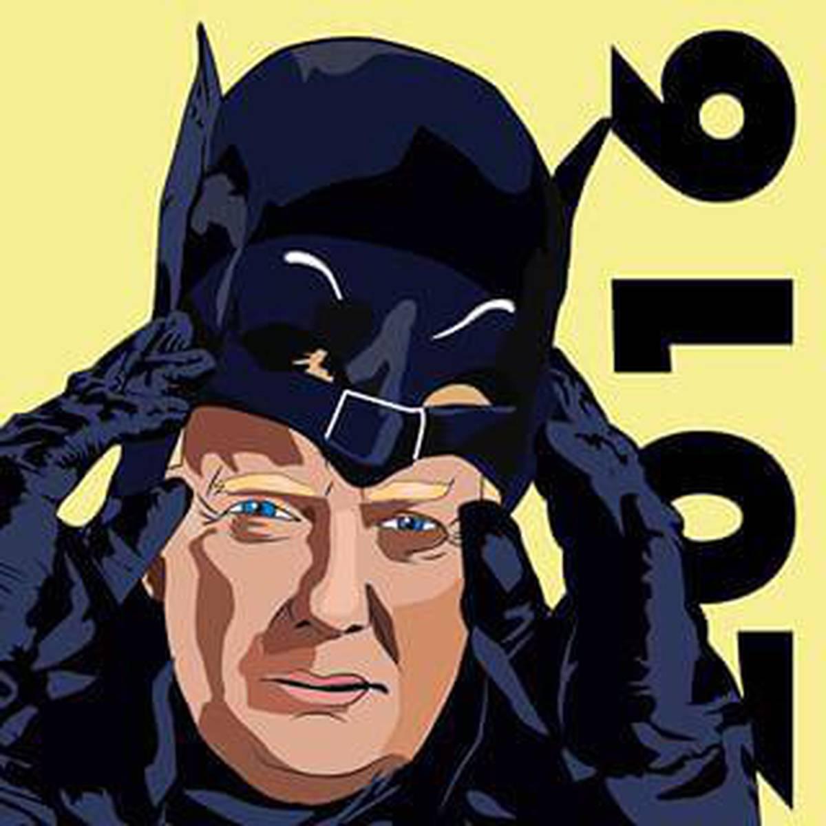 Trump-batman